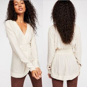 Free People | Back in the spotlight Tunic Shirt